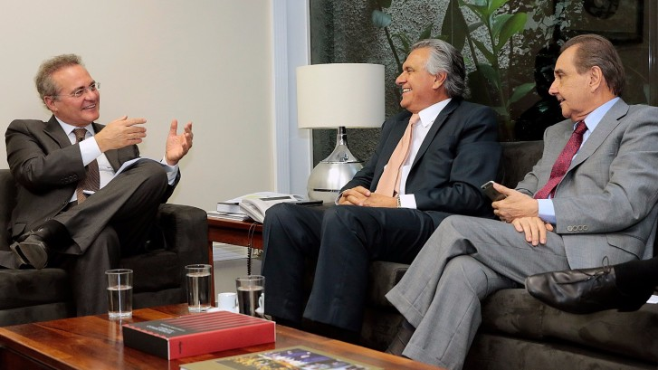 reunião Renan