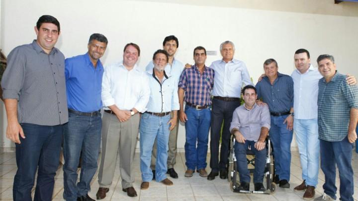 Caiado - Divulgação - 10-10-16