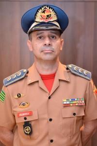 Coronel Dewislon Adelino Mateus