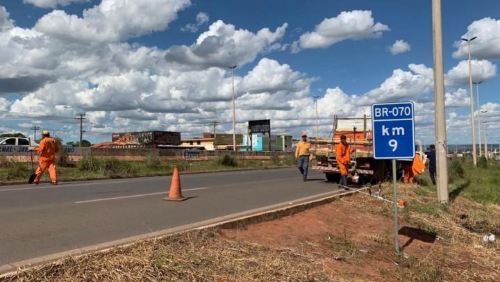 Articulação de Caiado junto ao Governo Federal garante início das obras de recuperação das rodovias