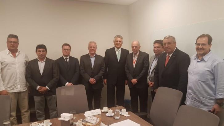 Reunião ocorreu nesta quarta, 6.