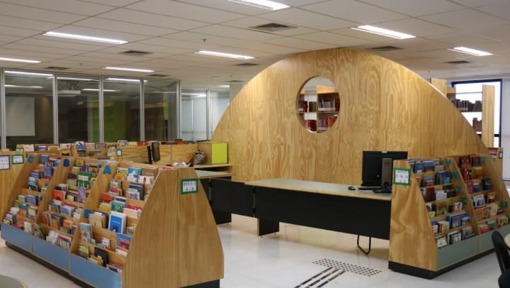 Biblioteca CCON 8
