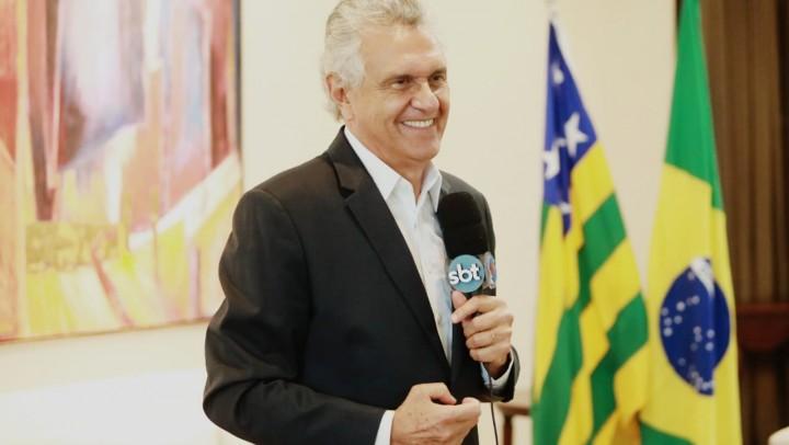 Entrevista com Ronaldo e Gracinha Caiado (2)