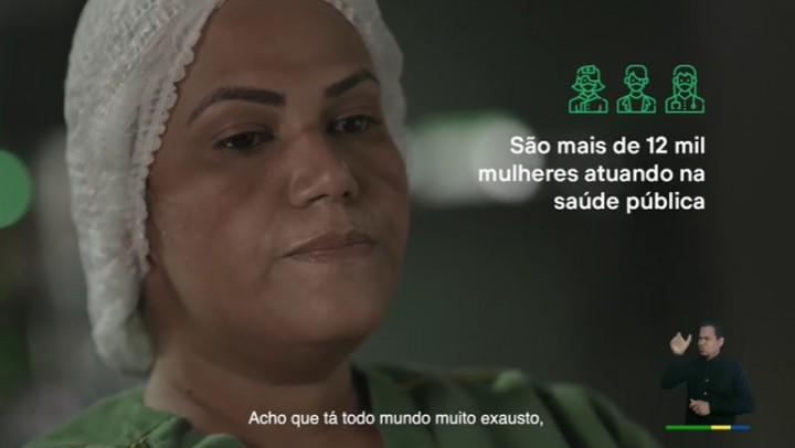 mulheres pandemia governo de goias